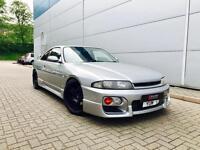 1996 N reg Nissan Skyline 2.5 GTS T Turbo Manual + Spec 2 + Body Kit