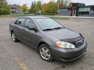 Toyota Corolla 2007 - 2 450 $
