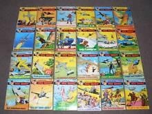 REX (Buck) DANNY Vintage Aviator Comic Books - German Language Merrimac Gold Coast City Preview