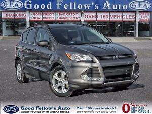 2014 Ford Escape SE MODEL, LEATHER, CAMERA, 1.6L ECOBOOST