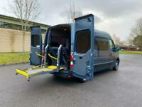 2011 (61) Renault Master MWB L2 Diesel Auto Wheelchair Accessible Vehicle