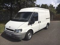 2004/53 Ford Transit mwb high top 2.0 turbo diesel✅12 months mot✅more vans available PX welcome