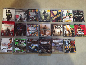 16 PS3 Games for $80
