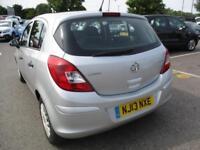 2013 Vauxhall Corsa 1.3 Cdti Ecoflex Ss 5dr 5 door Hatchback