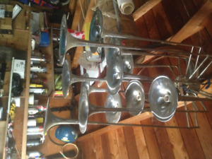 12 silver trumpet chandler or best offer