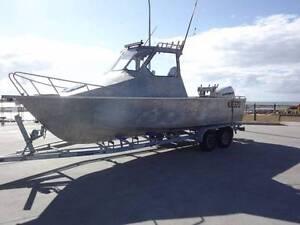 Boden Alloy Sea Fishing Boat Mosman Mosman Area Preview