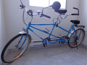 Tandem - great condition