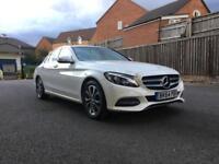 Mercedes-Benz C220 2.1CDI ( 168bhp ) BlueTec 7G-Tronic Plus CDI Sport