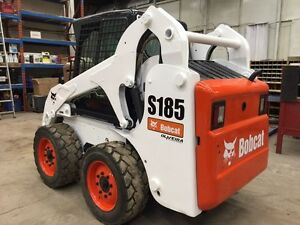 2008 Bobcat S185 with NEW Bucket and Forks  $353/mth