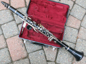 Jupiter Clarinet Model JCL-631 in great shape! Plays awesome!