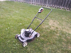 Electric Lawn Mower (please make an offer)