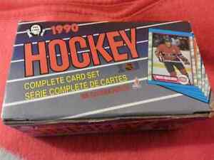 1989-90 OPC Complete Factory Set