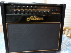 albion tct 35 combo all tube to trade