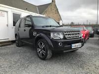 2015 (64) Land Rover Discovery 4 HSE Luxury 3.0 SDV6 Auto ( 255 bhp )