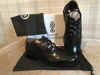 Men's leather kilt shoes, never worn!