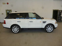 2008 RANGE ROVER SPORT SUPERCHARGED! NAVI! MINT! ONLY $25,900!!!