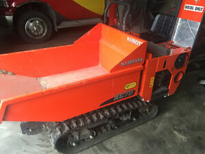 FOR SALE! KUBOTA KC70! VERY LOW HOURS!