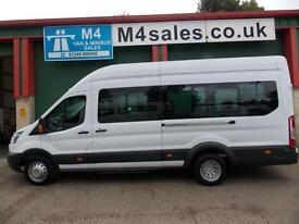 Ford Transit 125ps, 17St N/Shape Minibus