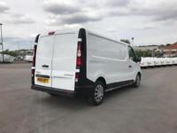 Renault Trafic LL29DCI 115 BUSINESS VAN DIESEL MANUAL WHITE (2014)