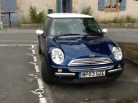 Mini Cooper 1.6 for sale or swap