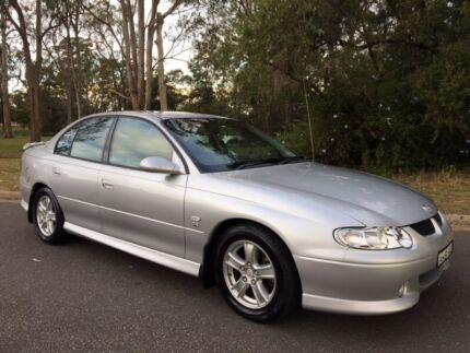 2001 HOLDEN COMMODORE VX S PACK AUTO