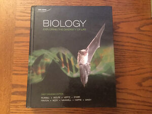 Biology: Exploring the Diversity of Life (1st Canadian edition)