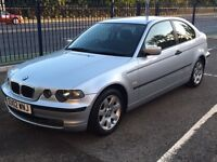 Bmw compact immaculate BARGAIN CAR
