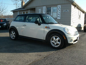2007 MINI Mini Cooper: Only 110Kms,Sun Roof,6 Speed, Like New!