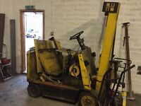 Hyster electric forklift spares/repairs/parts NOT WORKING