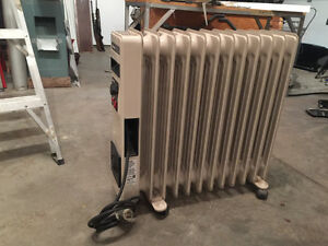 Electric/Oil Heater