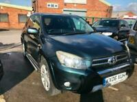 2006 Toyota RAV4 2.2 D-4D T180 4X4 DIESEL FULL LEATHER SAT NAV