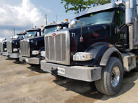 Dump Truck Drivers Required