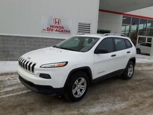 Jeep Cherokee 4WD  Sport *Mags, Bluetooth, Volant chauffant... 2