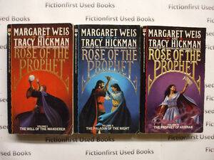 """Rose of the Prophet Trilogy"" by: Margaret Weis & Tracy Hickman"