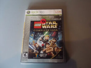 Lego Star Wars, The complete saga