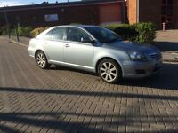 Toyota Avensis 2.0 D-4D TR 5dr Good as new--- DIESEL---