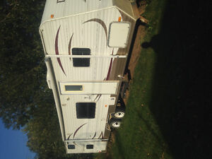 Dutchman 28ft Holiday trailer
