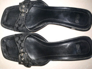 Lot of 5 pairs of shoes size 6 $40.00