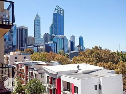 Spacious City Apartment with Spectacular Views West Perth Perth City Preview