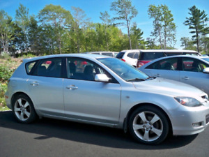 09 MAZDA 3 SPORT HATCH.  NEW MVI & WARRANTY