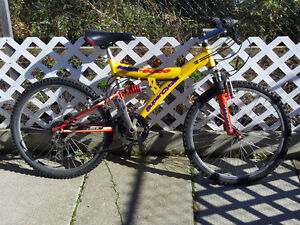 """24 """" Supercycle MBX-5000 21 Speed S.I.S"""