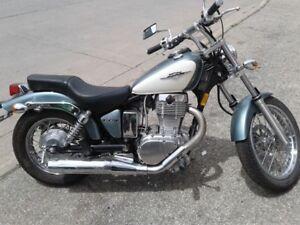 (SOLD) 2011 Suzuki S40 650