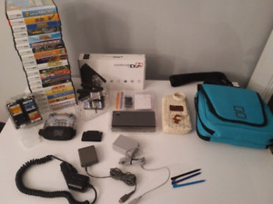 Nintendo DS Lite & DSi / 24 games / Complete KIT