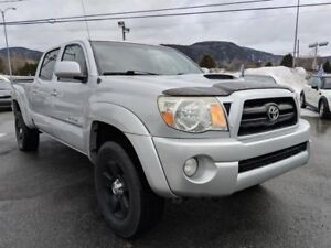 Toyota Tacoma 4WD Double 141 V6 AT SR5 TRD 2007