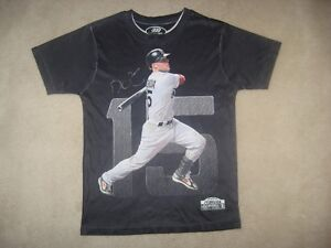 Boston Red Sox Dustin Pedroia Youth T-Shirt