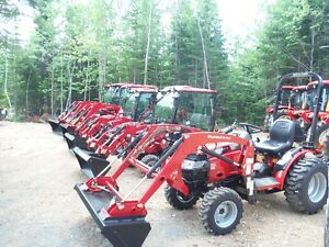 Mahindra Tractors In Stock