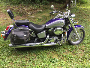 2003 Honda Shadow Ace 750cc