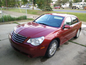 2009 Chrysler Sebring - Great daily driver even in winter!!