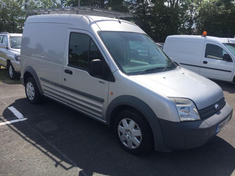 Ford Transit Connect 1.8TDCi **NO VAT** ( 90ps ) Euro IV T230 LWB L