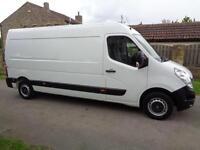 2014 (64reg) Renault Master 2.3 DCI LM35 125 Business LWB Van